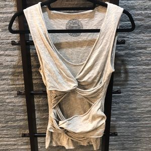 Anthropologie Brand Deletta Sleeveless Top